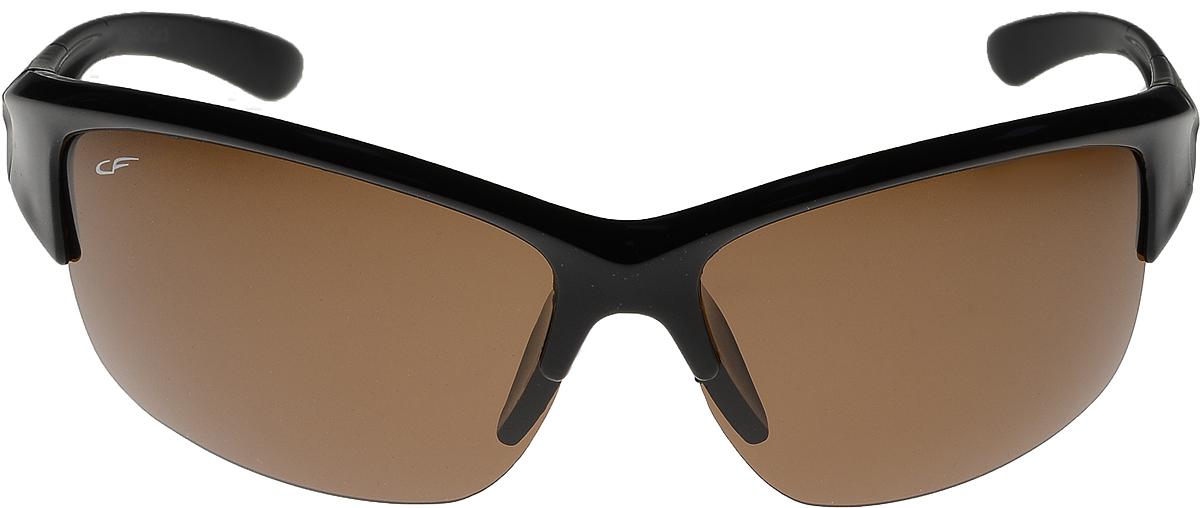 Очки солнцезащитные мужские Cafa France, цвет: черный. S82055