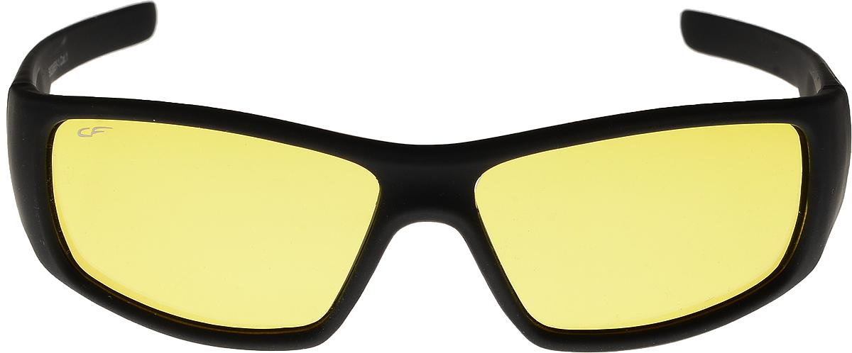 Очки солнцезащитные мужские Cafa France, цвет: черный. S82065Y