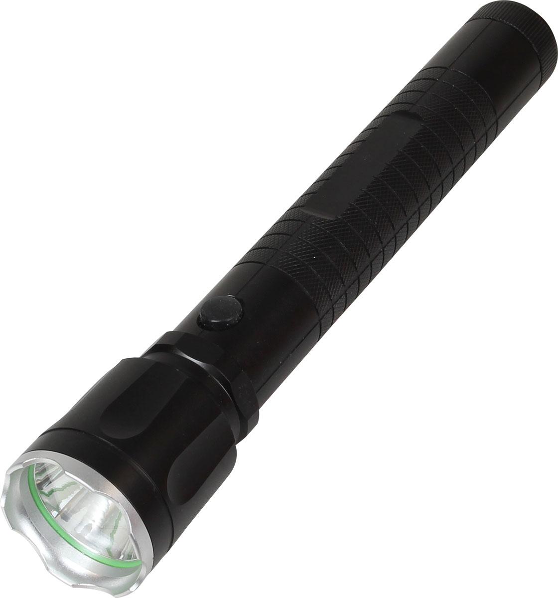 Фонарь ручной Track Blaze 3D5662387Сверхяркий светодиод CREE XP-G Максимальный световой поток 220 люменов Элементы питания (в комплект не входят): 3 шт типа D Вес без батарей: 330 г Вес с батареями: 748 г Алюминиевый корпус Влагозащитный корпус IPX-5