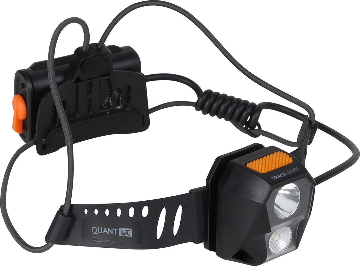 Фонарь налобный Track Quant LT5662712Сверхъяркий светодиод CREE XPE-R3 Тип элемента питания: батарея типа AAA (3 шт) (в комплект не входят) Быстрое и удобное переключение между различными режимами работы фонаря с помощью кнопки: продолжительное нажатие (более 1,5 с) - смена режима свечения; короткое нажатие - смена режима работы Режимы работы: Дальний свет 50 % - 75 люмен до 10 ч дальность света 42 м 100 % - 150 люмен до 5 ч дальность света 73 м 30 % - 20 люмен до 150 ч дальность света 15 м SOS Красный свет 100 % Режим стробоскоп SOS Тип элемента питания: батарея типа AAA (3 шт) в комплект не входят Вес без батарей: 59 г Влагозащитный корпус IPX-6 Лунный свет, сверкающие над головой звезды – все это прекрасно и романтично, но слишком зыбко и ненадежно. Универсальный налобный фонарик «Quant LT» Track не только поможет выйти из сложных ситуаций, но и существенно уменьшит вероятность их возникновения. В конструкции используется сверхъяркий светодиод CREE XPG2 R4, обеспечивающий световой поток в 220 люмен. Прочный...