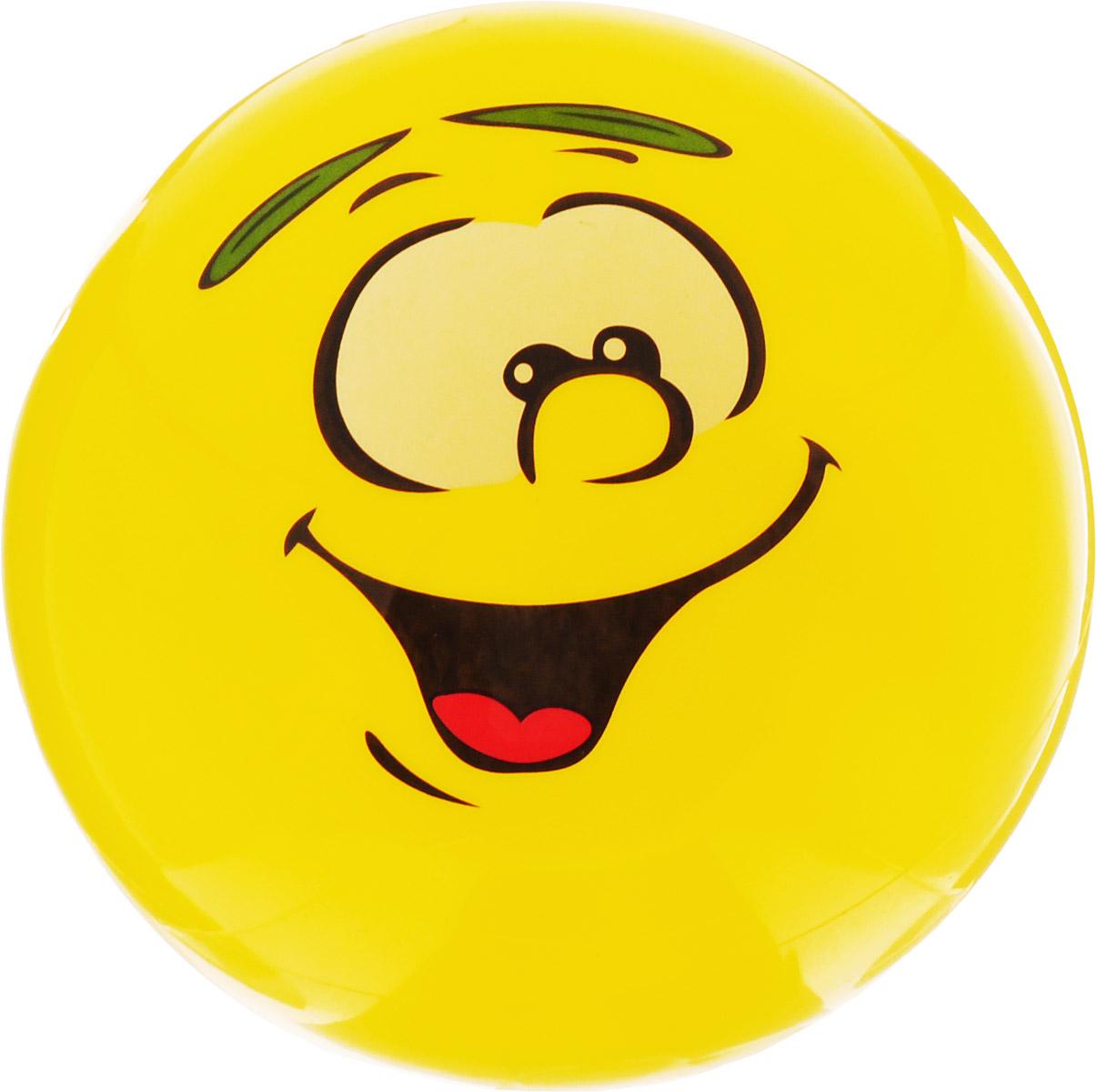 Junfa Toys Мяч детский цвет желтый G09034_желтый