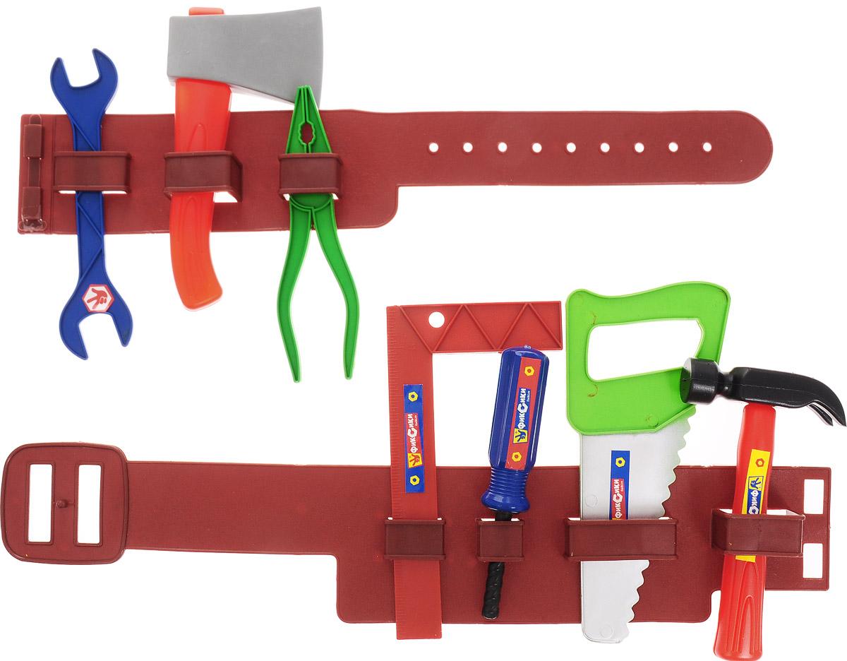 Играем вместе Набор игрушечных инструментов Фиксики 8 предметов