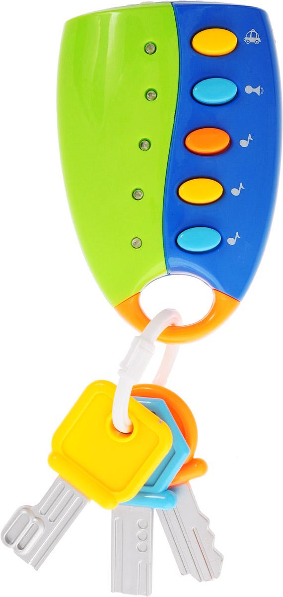 Умка Развивающая игрушка Музыкальный брелок