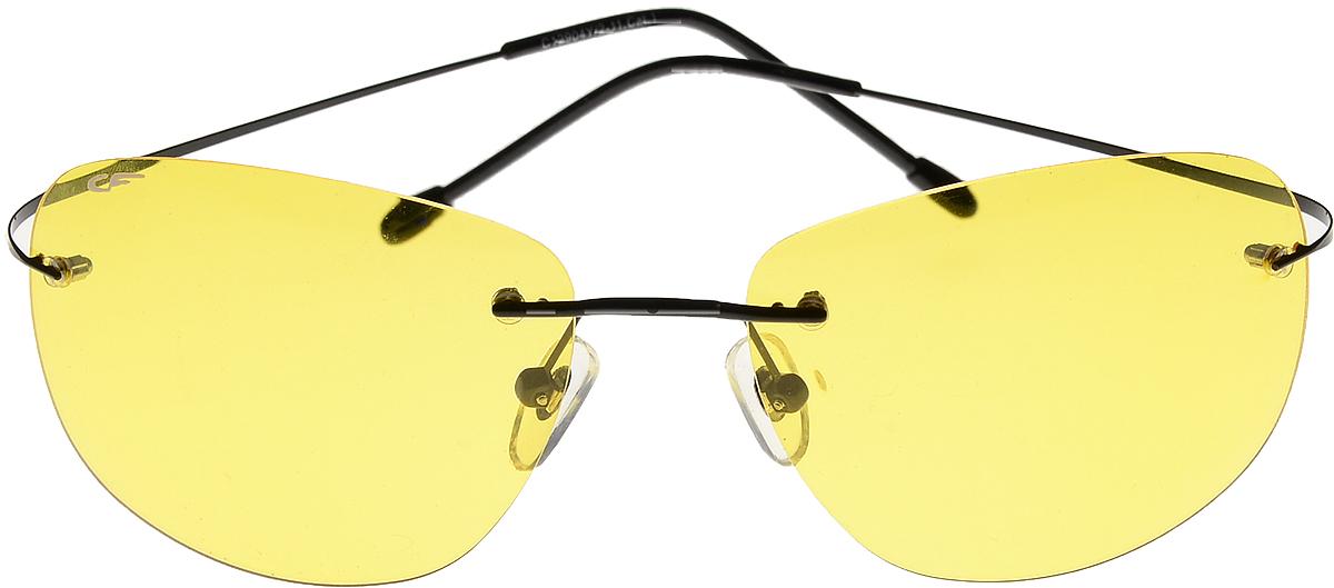 Солнцезащитные очки мужские Cafa France, цвет: желтый. CF503Y