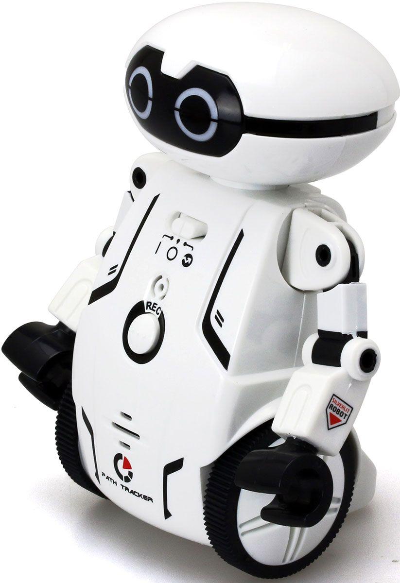 Silverlit Робот на радиоуправлении Мэйз Брейкер цвет белый