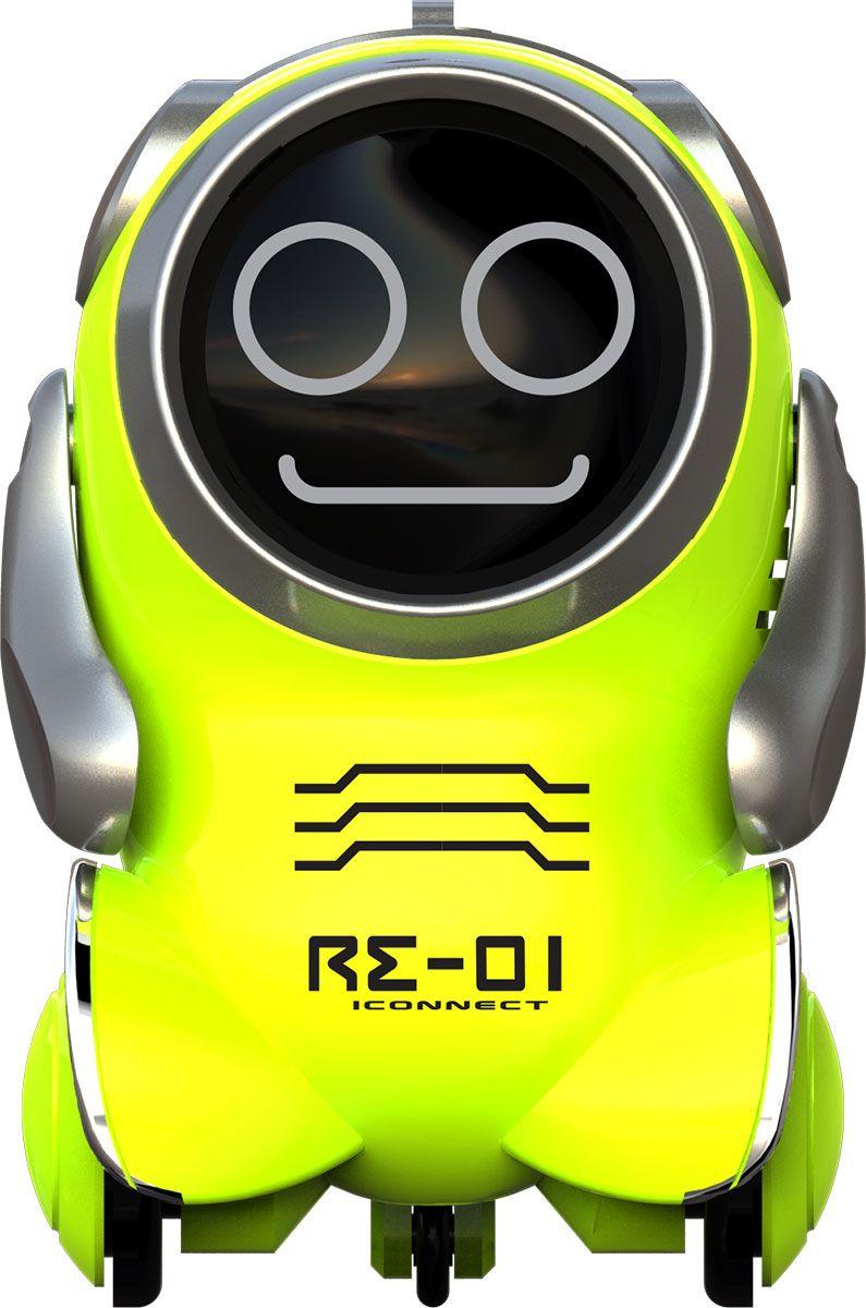 Silverlit Робот на радиоуправлении Покибот цвет зеленый