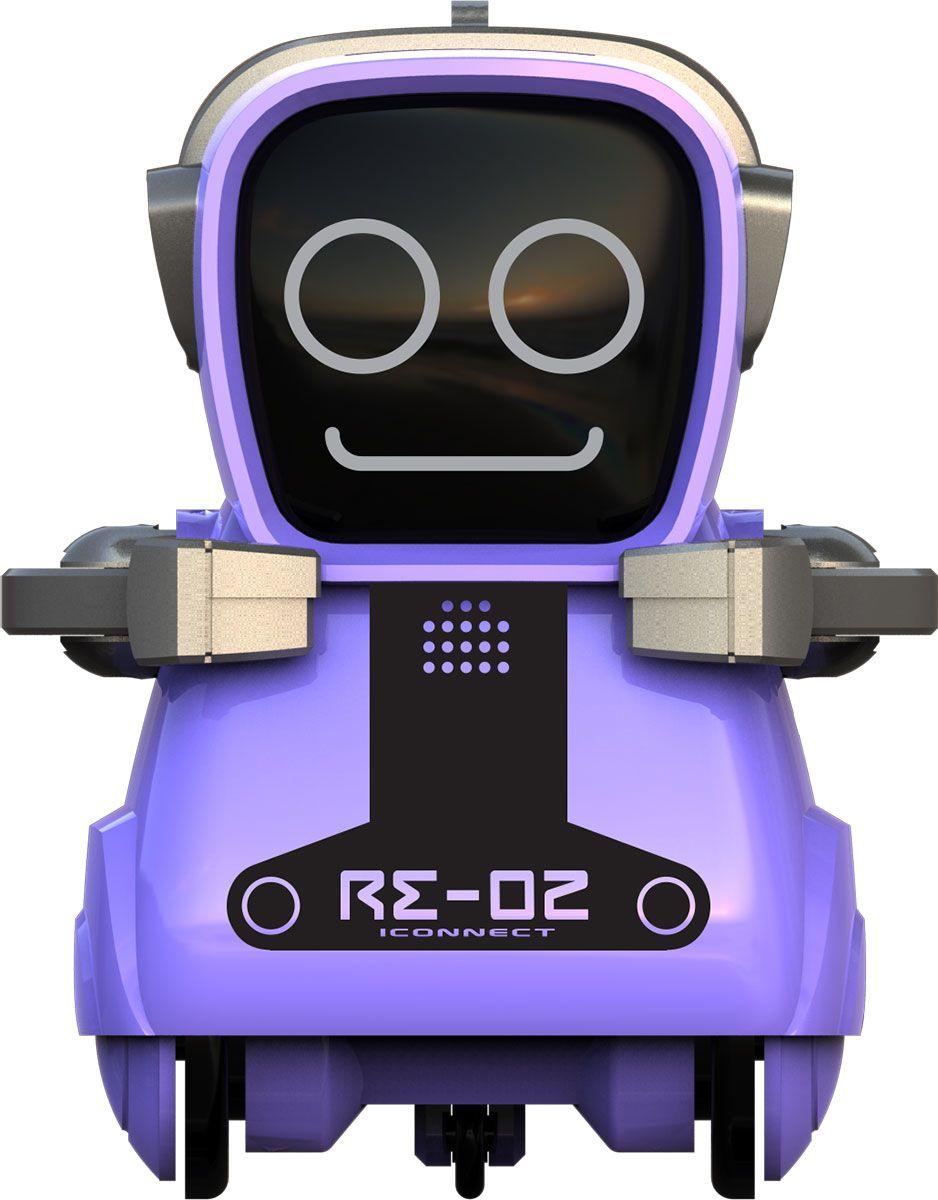 Silverlit Робот на радиоуправлении Покибот цвет фиолетовый