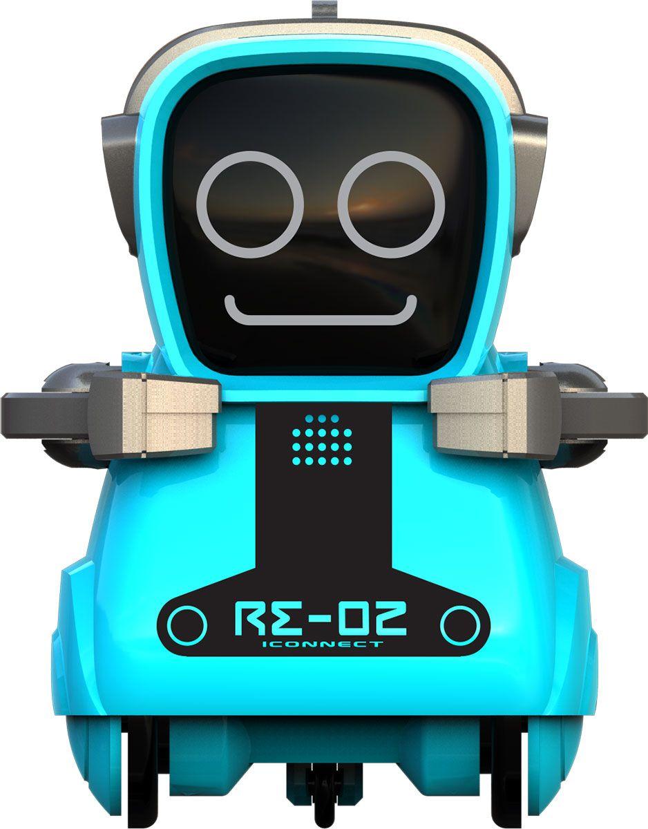 Silverlit Робот на радиоуправлении Покибот цвет синий