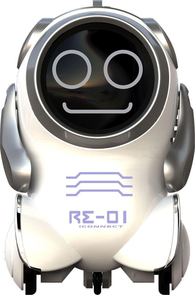Silverlit Робот на радиоуправлении Покибот цвет белый 88529-5