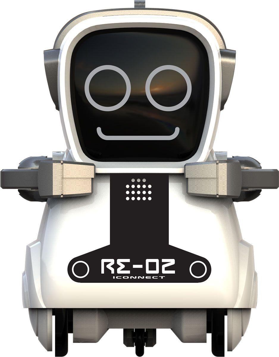 Silverlit Робот на радиоуправлении Покибот цвет белый 88529-6