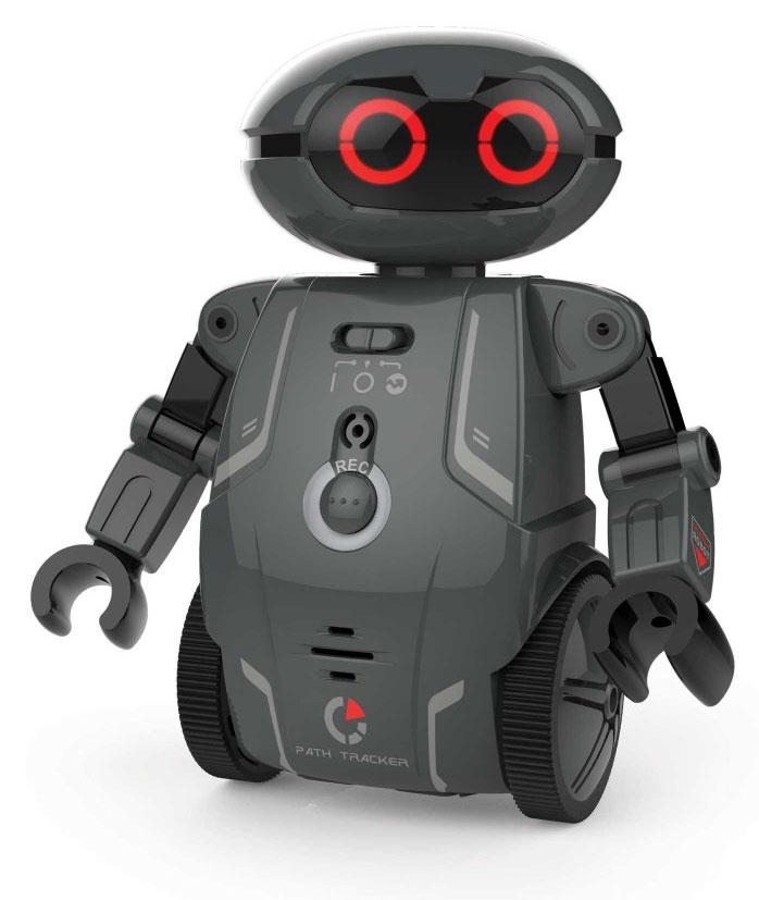 Silverlit Робот на радиоуправлении Мэйз Брейкер цвет черный