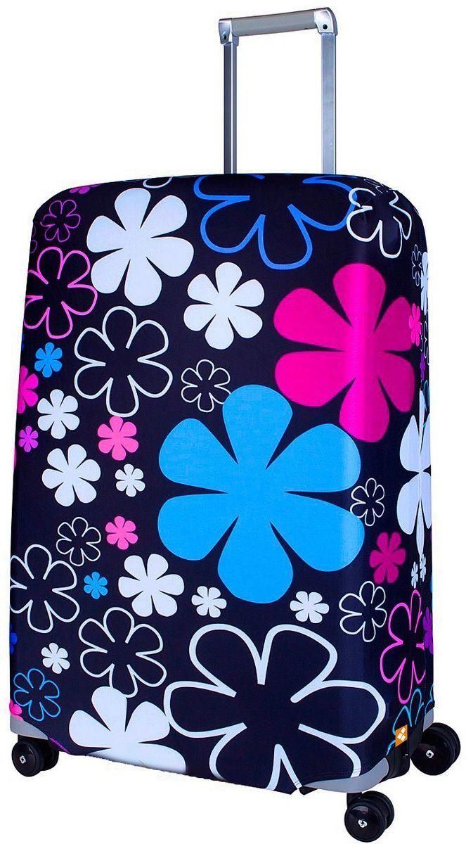 Чехол для чемодана Routemark Floxy, размер L/XL (75-85 см)Fl-L/XLДля больших чемоданов, высотой от 75 до 85 см (29-33 inch) (мерить от пола). Плотность ткани - 240 г/кв.м, упрочнённые швы, 2 потайные молнии для боковых ручек с двух сторон. Внизу чехла - молния трактор, дополнительная резинка с фастексом для лучшей усадки. Стойкая сублимационная печать.