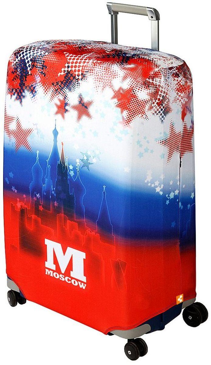 Чехол для чемодана Routemark Moscow, размер L/XL (75-85 см)Mos-L/XLДля больших чемоданов, высотой от 75 до 85 см (29-33 inch) (мерить от пола). Плотность ткани - 240 г/кв.м, упрочнённые швы, 2 потайные молнии для боковых ручек с двух сторон. Внизу чехла - молния трактор, дополнительная резинка с фастексом для лучшей усадки. Стойкая сублимационная печать.