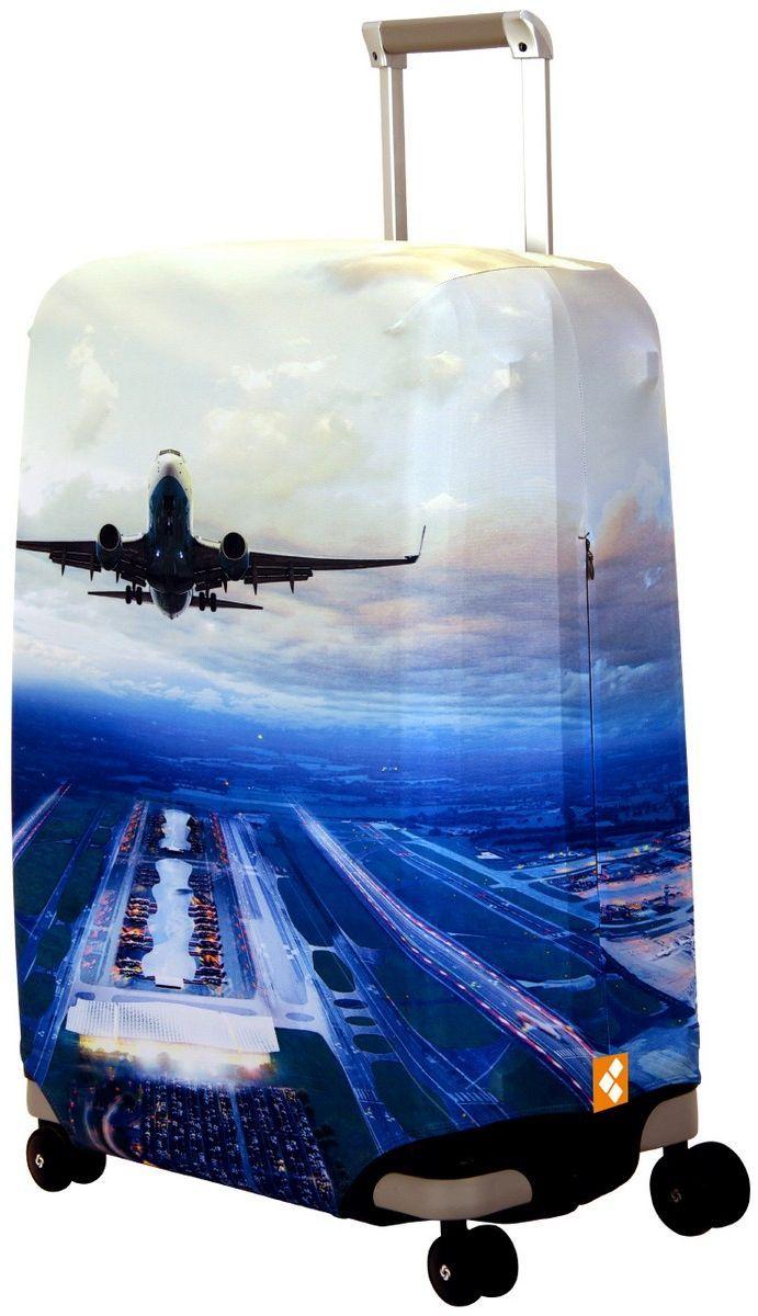 Чехол для чемодана Routemark Plane, размер M/L (65-74 см)Pl-II-M/LДля чемоданов средних размеров, высотой от 65 до 74 см (24-28 inch) (мерить от пола). Плотность ткани - 240 г/кв.м, упрочнённые швы, 2 потайные молнии для боковых ручек с двух сторон. Внизу чехла - молния трактор, дополнительная резинка с фастексом для лучшей усадки. Стойкая сублимационная печать.
