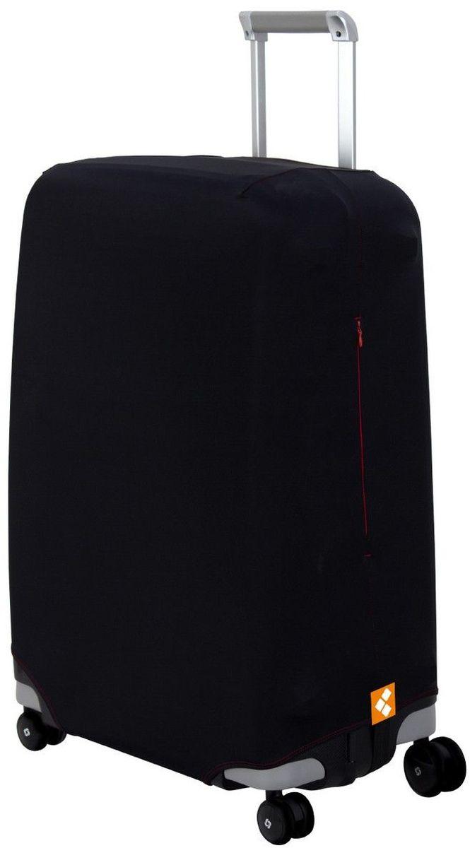 Чехол для чемодана Routemark Black, размер M/L (65-74 см)Bl-M/LДля чемоданов средних размеров, высотой от 65 до 74 см (24-28 inch) (мерить от пола). Плотность ткани - 240 г/кв.м, упрочнённые швы, 2 потайные молнии для боковых ручек с двух сторон. Внизу чехла - молния трактор, дополнительная резинка с фастексом для лучшей усадки. Стойкая сублимационная печать.