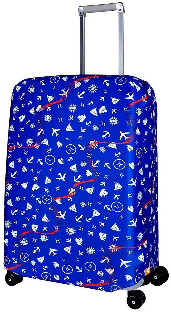 Чехол для чемодана Routemark Traveler, размер M/L (65-74 см)Trav-M/LДля чемоданов средних размеров, высотой от 65 до 74 см (24-28 inch) (мерить от пола). Плотность ткани - 240 г/кв.м, упрочнённые швы, 2 потайные молнии для боковых ручек с двух сторон. Внизу чехла - молния трактор, дополнительная резинка с фастексом для лучшей усадки. Стойкая сублимационная печать.