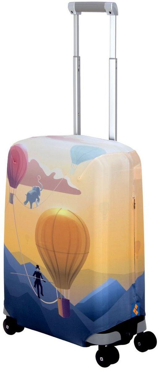 Чехол для чемодана Routemark Bristol, размер S (50-55 см)BrisII-SДля чемоданов маленьких размеров, высотой от 50 до 55 см (19-21 inch) (мерить от пола). Плотность ткани - 240 г/кв.м, упрочнённые швы, 2 потайные молнии для боковых ручек с двух сторон. Внизу чехла - молния трактор, дополнительная резинка с фастексом для лучшей усадки. Стойкая сублимационная печать.