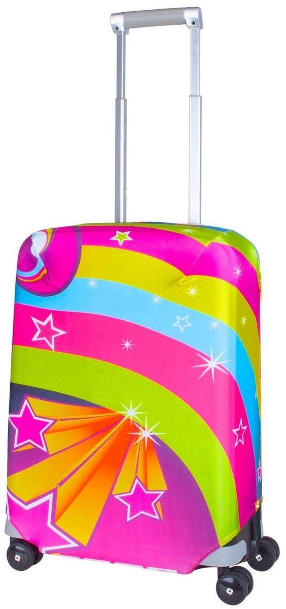 Чехол для чемодана Routemark Lucy, размер S (50-55 см)Luc-SДля чемоданов маленьких размеров, высотой от 50 до 55 см (19-21 inch) (мерить от пола). Плотность ткани - 240 г/кв.м, упрочнённые швы, 2 потайные молнии для боковых ручек с двух сторон. Внизу чехла - молния трактор, дополнительная резинка с фастексом для лучшей усадки. Стойкая сублимационная печать.