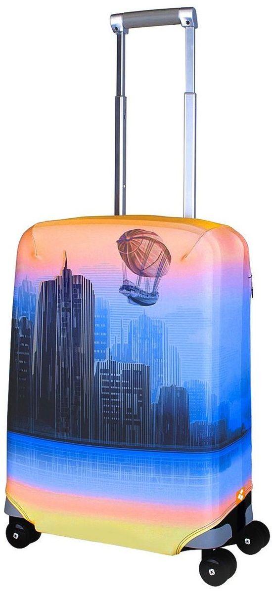 Чехол для чемодана Routemark Zeppeline, размер S (50-55 см)Zep-SДля чемоданов маленьких размеров, высотой от 50 до 55 см (19-21 inch) (мерить от пола). Плотность ткани - 240 г/кв.м, упрочнённые швы, 2 потайные молнии для боковых ручек с двух сторон. Внизу чехла - молния трактор, дополнительная резинка с фастексом для лучшей усадки. Стойкая сублимационная печать.