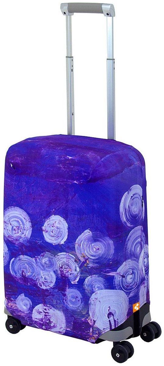 Чехол для чемодана Routemark Night Lights, размер S (50-55 см)Night-SДля чемоданов маленьких размеров, высотой от 50 до 55 см (19-21 inch) (мерить от пола). Плотность ткани - 240 г/кв.м, упрочнённые швы, 2 потайные молнии для боковых ручек с двух сторон. Внизу чехла - молния трактор, дополнительная резинка с фастексом для лучшей усадки. Стойкая сублимационная печать.
