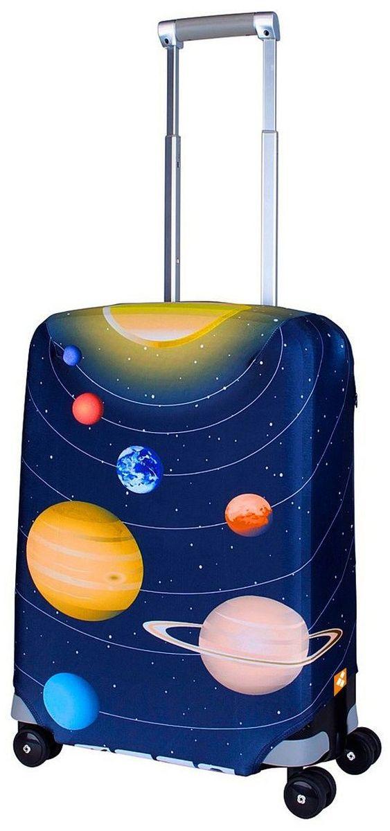 Чехол для чемодана Routemark Solar, размер S (50-55 см)Sol-SДля чемоданов маленьких размеров, высотой от 50 до 55 см (19-21 inch) (мерить от пола). Плотность ткани - 240 г/кв.м, упрочнённые швы, 2 потайные молнии для боковых ручек с двух сторон. Внизу чехла - молния трактор, дополнительная резинка с фастексом для лучшей усадки. Стойкая сублимационная печать.