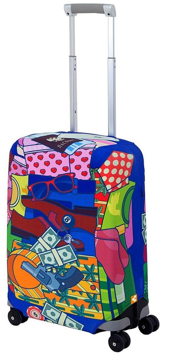 Чехол для чемодана Routemark Fortunatto, размер S (50-55 см)For-SДля чемоданов маленьких размеров, высотой от 50 до 55 см (19-21 inch) (мерить от пола). Плотность ткани - 240 г/кв.м, упрочнённые швы, 2 потайные молнии для боковых ручек с двух сторон. Внизу чехла - молния трактор, дополнительная резинка с фастексом для лучшей усадки. Стойкая сублимационная печать.