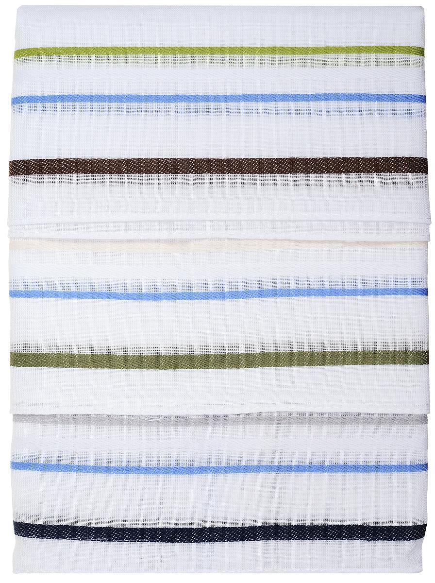 Платок носовой мужской Zlata Korunka, цвет: белый, 6 шт. 45430-6-4. Размер 38 см х 38 см45430-6-4Оригинальный мужской носовой платок Zlata Korunka изготовлен из высококачественного натурального хлопка, благодаря чему приятен в использовании, хорошо стирается, не садится и отлично впитывает влагу. Практичный и изящный носовой платок будет незаменим в повседневной жизни любого современного человека. Такой платок послужит стильным аксессуаром и подчеркнет ваше превосходное чувство вкуса. В комплекте 6 платков.