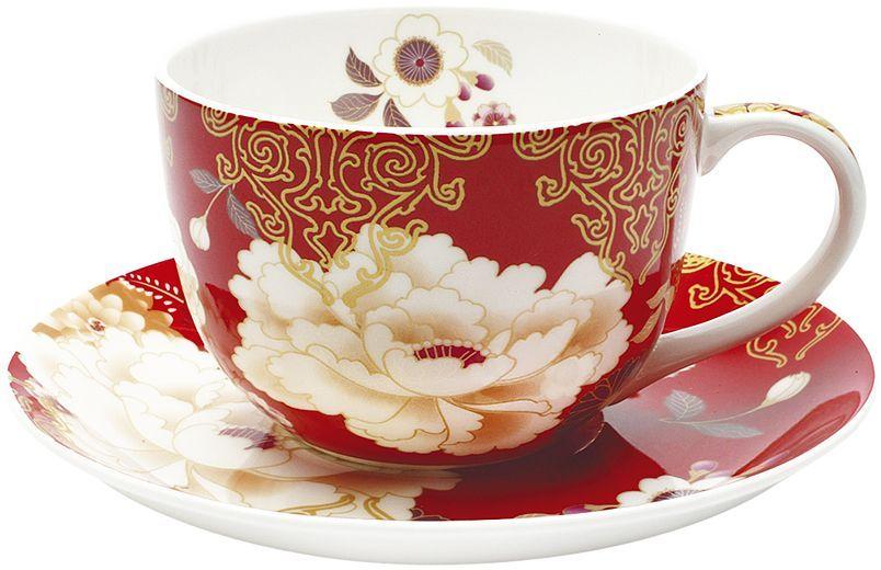 Чашка с блюдцем Maxwell & Williams Кимоно, цвет: красный, 250 мл54337Чашка с блюдцем 0,25л Кимоно (красный) в подарочной упаковке, Дизайнерский Дом Maxwell & Williams, Австралия, более полувека занимается дизайном и производством посуды классического и современного дизайна. Сегодня коллекции Торгового Дома продаются в 500 торговых точках Австралии, в 50 странах мира, таких как США, Канада, Великобритания, Германия, Италия, Чехия, Греция, ОАЭ, ЮАР и других. Посуда от Maxwell & Williams - это широкий выбор, высокое качество, практичность, красота и уникальное ценовое предложение. Концепция Дизайнерского дома предоставляет потребителю возможность формировать свою коллекцию посуды из костяного, твердого фарфора или керамики, создать свой индивидуальный стиль домашнего интерьера. Maxwell & Williams - это более 1500 наименований товаров торговых марок Maxwell & Williams и Casa Domani. Дизайнерскую посуду Maxwell & Williams можно смело ставить в микроволновую печь, холодильник, мыть в посудомоечной машине! ...