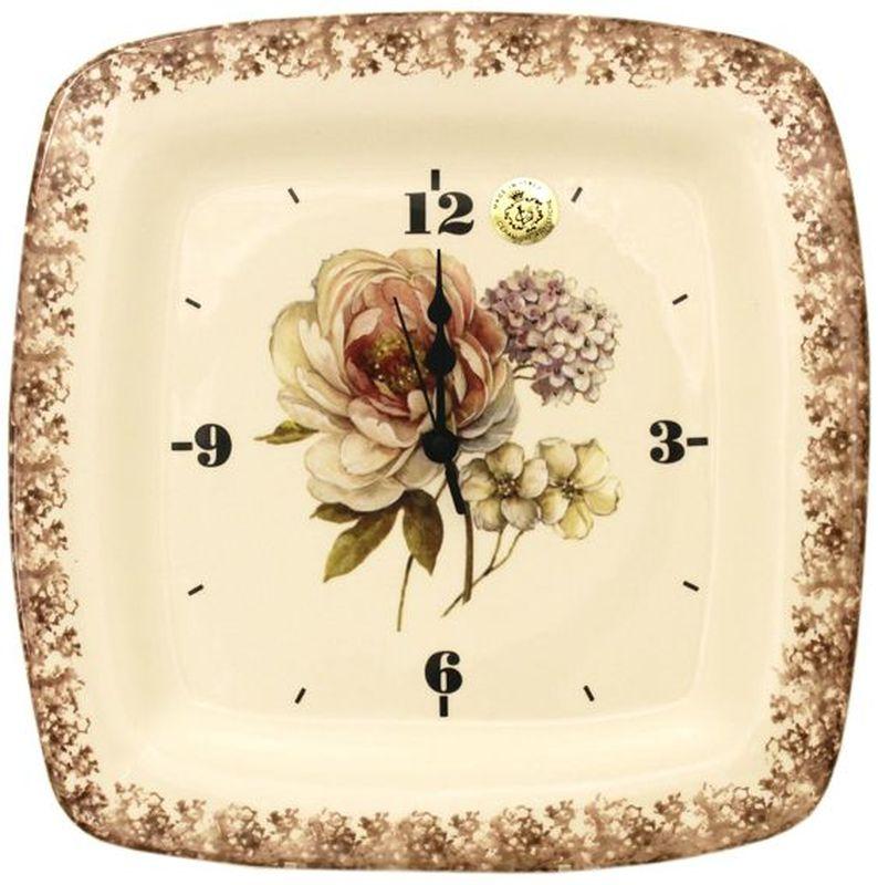 Настенные часы LCS Сады Флоренции34716Настенные часы Сады Флоренции LCS - молодая, динамично развивающаяся итальянская компания из Флоренции, производящая разнообразную керамическую посуду и изделия для украшения интерьера. В своих дизайнах LCS использует как классические, так и современные тенденции. Высокий стандарт изделий обеспечивается за счет соединения высоко технологичного производства и использования ручной работы профессиональных дизайнеров и художников, работающих на фабрике.