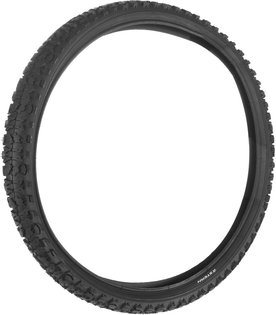 Покрышка велосипедная Stern, 26 х 1,95 см. CTYRE5\24CTYRE5\24.