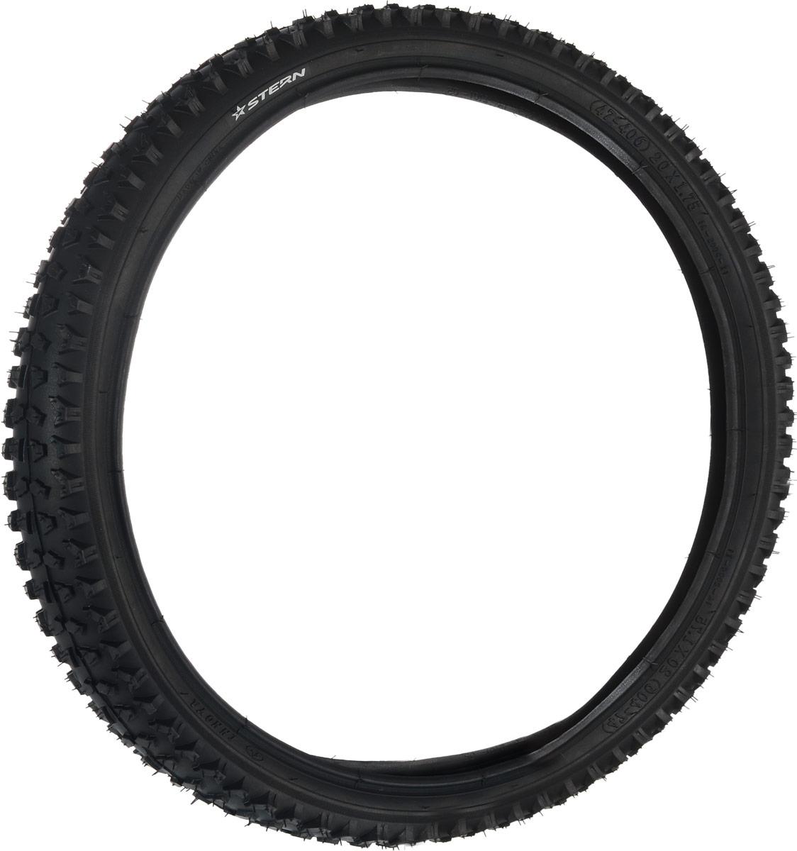 Покрышка велосипедная Stern, 20 х 2,125 см. CTYRE5\20CTYRE5\20.