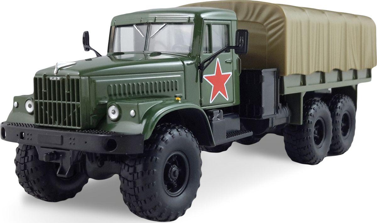 Autotime Модель автомобиля КрАЗ-255В Армейская
