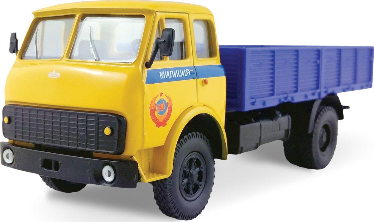 Autotime Модель автомобиля MAZ-5335 Полиция autotime модель автомобиля мaz 5335 цвет оранжевый