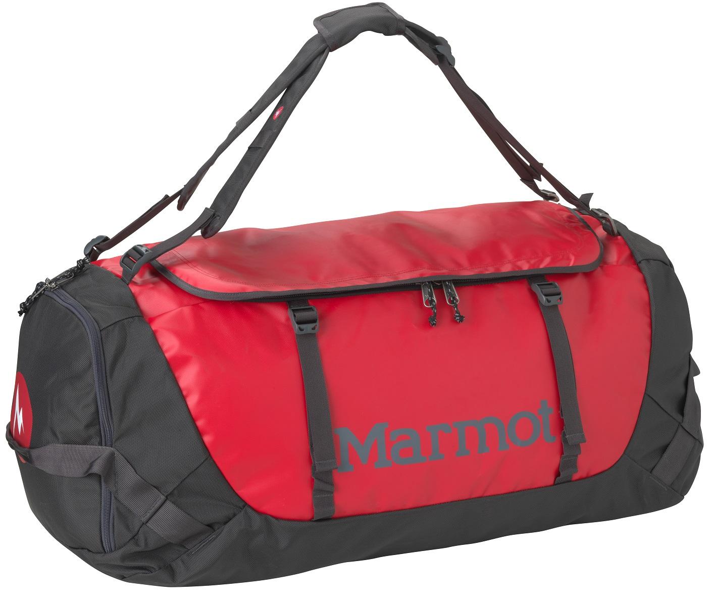 Сумка дорожная Marmot Long Hauler Duffel Bag X Large, цвет: красный, 110 л25250-6281-XL