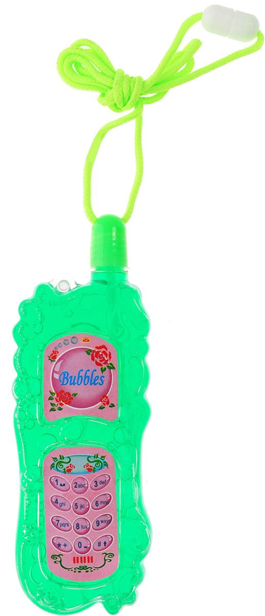 Uncle Bubble Мыльные пузыри Сотовый цвет зеленый