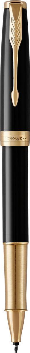 Parker Ручка-роллер Sonnet Lacque Black GT PARKER-1948080
