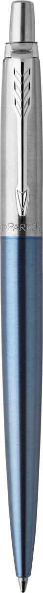 Parker Ручка шариковая JOT WATERLOO BLUE CTPARKER-1953191Материал корпуса: Нержавеющая сталь Покрытие корпуса: Пластик Материал отделки деталей корпуса: Нержавеющая сталь Способ подачи стержня: Кнопочный Сделано во Франции.
