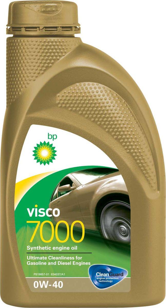 Моторное масло BP Visco 7000 0W-40 12, 1 л15805AОписание Моторные масла BP Visco CleanGuard™ препятствуют образованию отложений в двигателе, обеспечивая его бесперебойную работу. Система Clean Guard™ защищает двигатель и дольше поддерживает его в чистоте. Чистый двигатель прослужит дольше и будет работать более эффективно. В условиях повседневной эксплуатации автомобиля в двигателе скапливаются продукты сгорания. Если эти примеси своевременно не удалить, они будут образовывать отложения, которые зачастую становятся главной причиной снижения эффективности работы двигателя и его поломок. Моторные масла BP Visco CleanGuard™ содержат особые компоненты, которые предотвращают образование вредных отложений на стенках рабочих поверхностей двигателя. Применение Моторное масло BP Visco 7000 0W-40 предназначено для бензиновых и дизельных двигателей автомобилей, где производитель рекомендует смазочные материалы, соответствующие классу вязкости SAE 0W-40 и спецификациям ACEA C2, C3, API SM/CF или более ранним. Visco 7000 0W-40 одобрено к...
