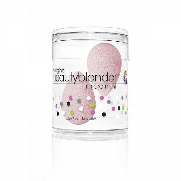2 спонжа Beautyblender micro.mini bubble1052Спонжи beautyblender micro.mini в новом нежно-розовом оттенке bubble, выпущенные в честь 15-летия бренда - идеальны для нанесения корректирующих средств в труднодоступных участках лица: вокруг носа, под глазами, у внутренних уголков глаз. Спонжи micro.mini изготовлены из того же эксклюзивного материала, что и спонжи beautyblender. Cпонжи beautyblender micro.mini имеют структуру открытой ячейки, которая наполняется небольшим количеством воды, когда спонж смачивают. Благодаря этому косметическое средство остается на поверхности спонжа, а не поглощается им. Технология использования - увлажнить. сжать. нанести. Все спонжи beautyblender безлатексные и не имеют запаха. beautyblender - американский бренд, созданный голливудским визажистом Реа Энн Сильва, у которой за плечами более 20 лет работы в бьюти-индустрии. Поначалу beautyblender был тайным ингредиентом съёмочных площадок, но после неоднократных побед в престижной бьюти-премии Allure Best of Beauty получил известность и признание...