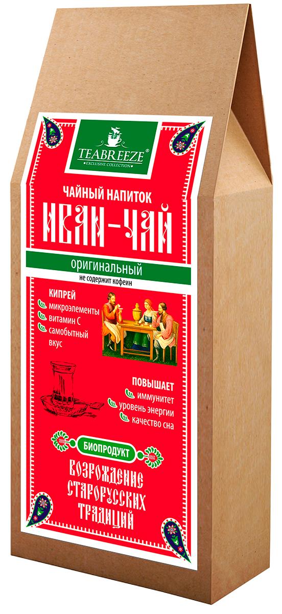 Teabreeze Иван-чай оригинальный чайный напиток, 50 г