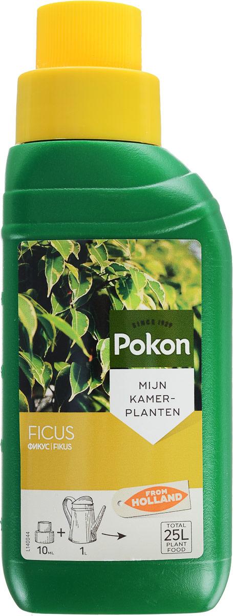 Удобрение Pokon, для фикусов, 250 мл8719400007848Удобрение Pokon предназначено для фикусов. Наилучшим образом сбалансированные в его составе питательные вещества позволят вам при регулярном применении данного препарата иметь у себя дома шикарные растения с крепким стеблем и здоровыми листьями изумрудного цвета. Удобрение содержит в себе все химические элементы, необходимые для нормального роста и развития растений. Фикусы — это сильные растения. В дикой природе они могут жить до 500 лет. Но при их выращивании в помещениях условия сильно отличаются от природных. Поэтому используйте специальное удобрение для фикусов, чтобы сохранить их сильными и здоровыми. Способ применения: 10 мл удобрения развести в 1 литре воды. Поливать землю один раз в неделю в период роста (март-октябрь). Состав: Азот (N) (1,4% нитратов, 1,9 % аммиака, 4,7% мочевины ) - 8%, фосфорная кислота (Р2О5) растворимая в воде - 3%, окись калия (К2О) растворимая в воде - 6%. Содержит также магний (Mg), бор (B), медь (Cu), железо (Fe), марганец (Mn), молибден...