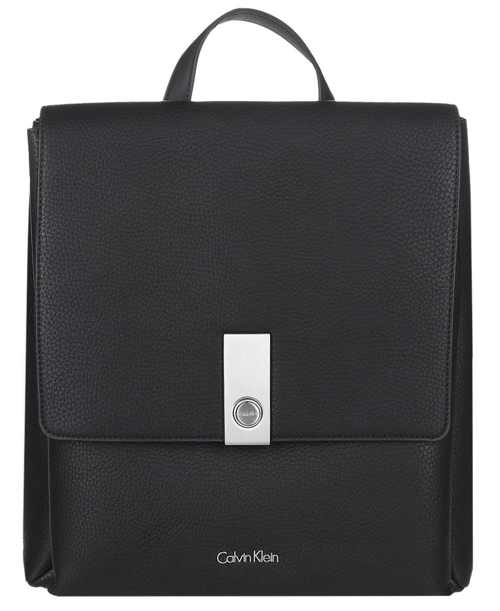 Рюкзак женский Calvin Klein Jeans, цвет: черный. K60K602093