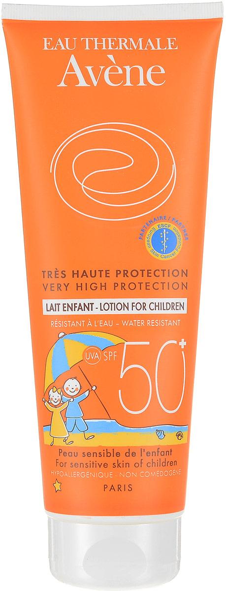 Aven Солнцезащитное детское молочко SPF50+, 250 млC52820Солнцезащитное молочко SPF 50+ с очень высокой степенью защиты от солнца разработано специально для особенно уязвимой детской кожи. Обеспечивает равномерную и полную и длительную защиту кожи.