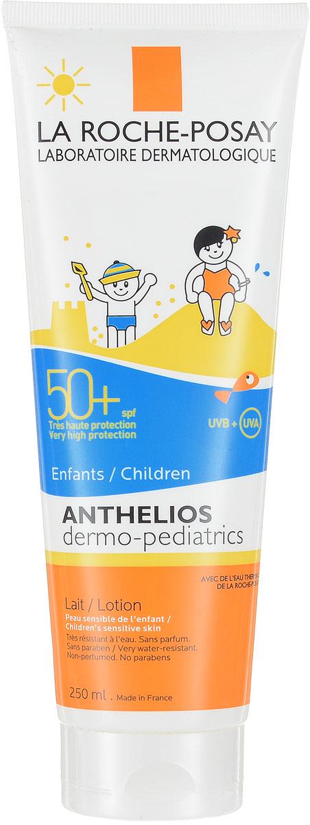 La Roche Posay Молочко для детей Anthelios Дермо-Кидс SPF50+, 250 млM9167400Aнтгелиос Дермо-Кидс молочко это: Очень высокая защита от ожогов, аллергических реакций на солнце; Высокая безопасность, в том числе для очень чувствительной кожи; Эффективность защиты в течении 6 часов на открытом солнце; Устойчивость к воздействию воды; Комфорт в нанесении, без белых следов; Высокая профилактика новообразований кожи.