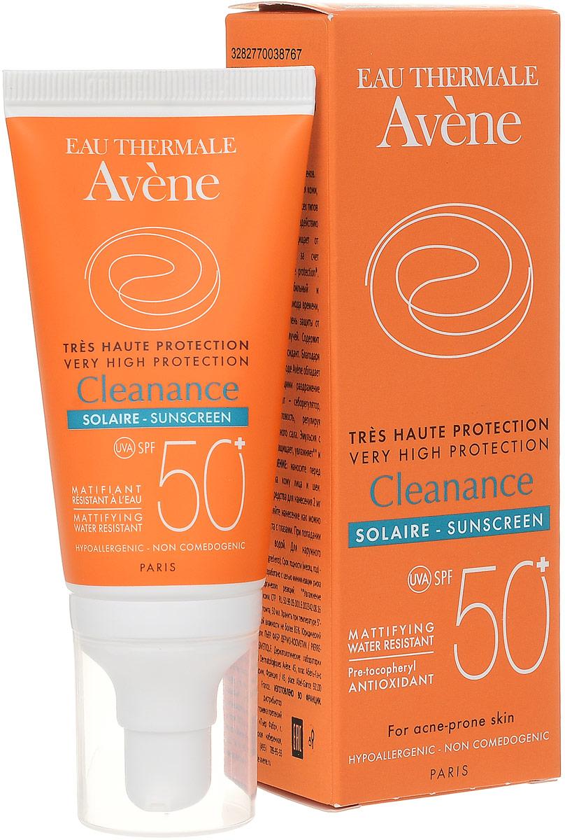 Aven Солнцезащитная эмульсия для проблемной кожи SPF50+, 50 млC51631Защита проблемной кожи от солнечного излучения и активная себорегуляция – две основные задачи, которые выполняет водостойкая эмульсия Avene Cleanance Solaire SPF 50+. Средство содержит запатентованный комплекс SunSitive с фильтрами SPF 50+, обеспечивающий максимальную защиту кожи, чувствительной к воздействию солнца. Ухаживающие компоненты успокаивают, предотвращают фотостарение и защищают кожу от атак свободных радикалов. Авен Клинанс Эмульсия Солнцезащитная SPF 50+ регулирует выработку кожного сала, сохраняет лицо матовым, а также предотвращает обострение акне, которое может появиться после пребывания на солнце. Благодаря легкой текстуре средство быстро впитывается и не оставляет следов на коже. Активные компоненты: •запатентованный комплекс SunSitive обеспечивает максимальную стабильную защиту от UVA- и UVB-лучей; •термальная вода Авен успокаивает кожу и предотвращает возникновение раздражения; •претокоферол – мощный антиоксидант, защищает клетки...