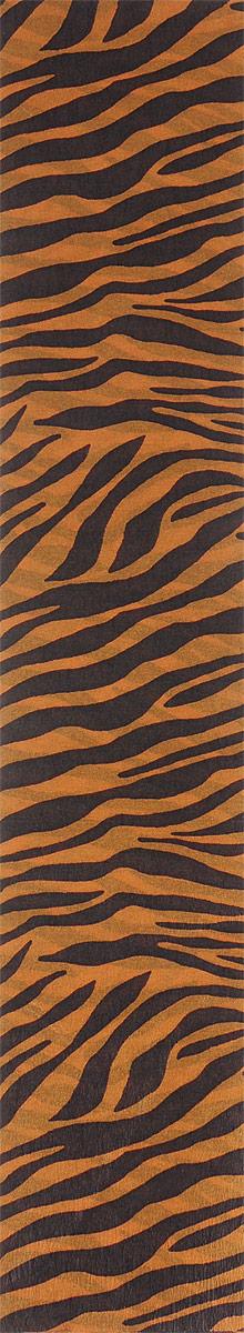 Mazari Бумага крепированная Анималистичные принты Тигр 5 листов 50 х 250 смМ-8841_тигрMazari Бумага крепированная Анималистичные принты Тигр 5 листов 50 х 250 см