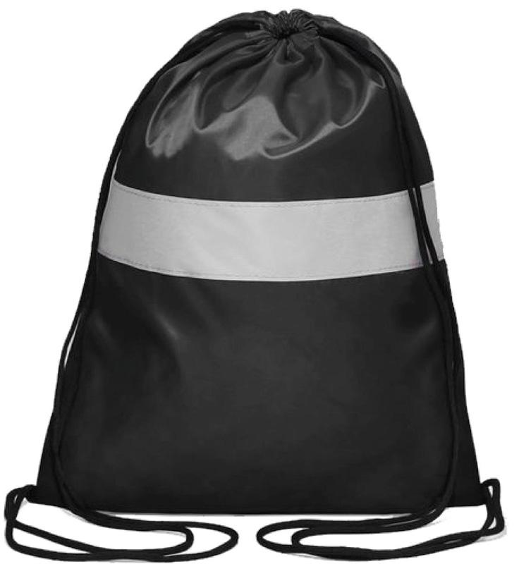 Антей Сумка-мешок для сменной обуви и одежды со светоотражающей полосой цвет черныйЯ-101Сумка-мешок для обуви и одежды со светоотражающей полосой. Предназначен для школьников и дошкольников. Размер 43 см Х 32 см