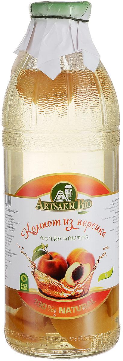 Artsakh Bio компот из персика, 1 л