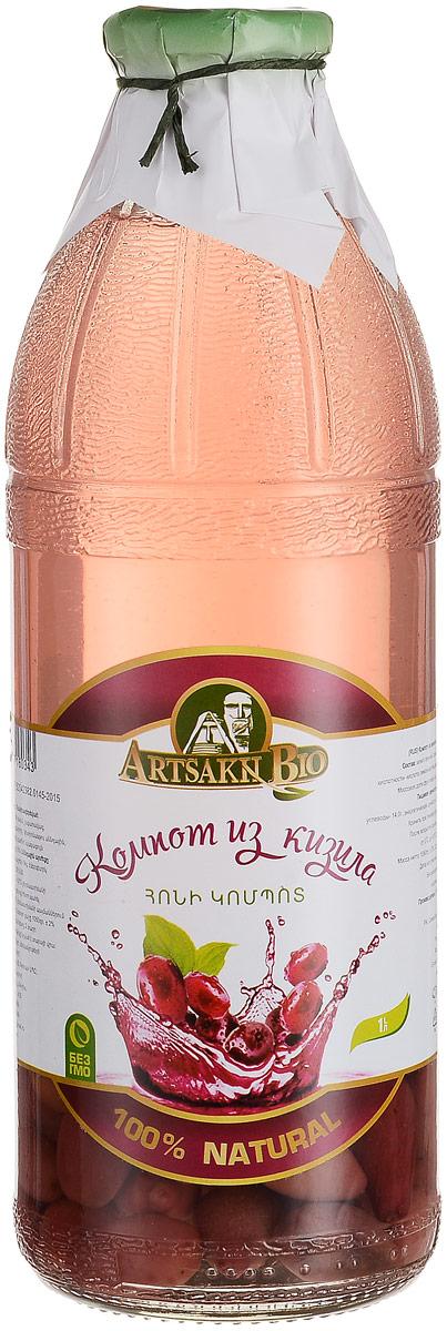Artsakh Bio компот из кизила, 1 л