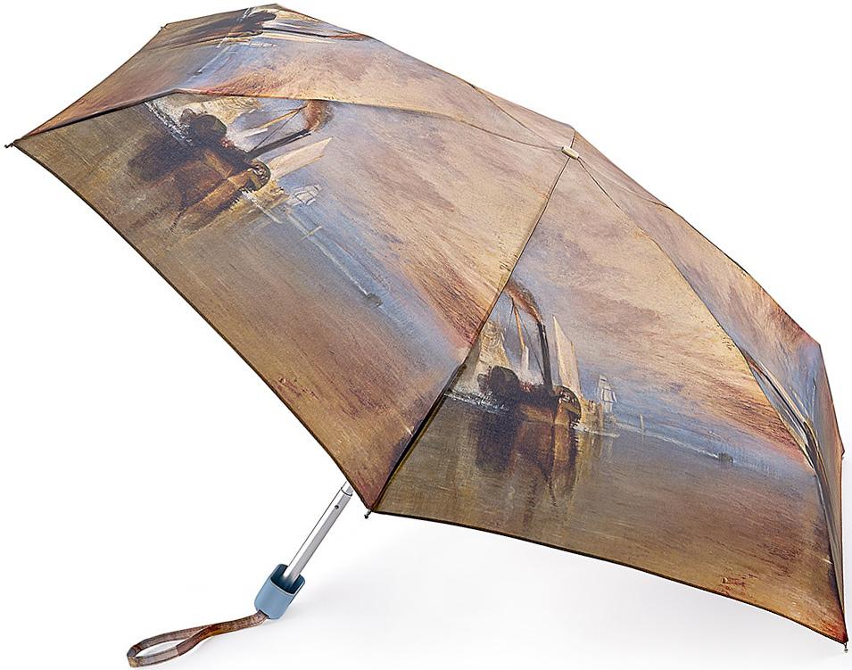 Зонт женский Fulton, механический, 5 сложений, цвет: бежевый. L794-3418L794-3418 FightingTemeraireСтильный механический зонт Fulton имеет 5 сложений, даже в ненастную погоду позволит вам оставаться стильной. Легкий, но в тоже время прочный алюминиевый каркас состоит из шести спиц с элементами из фибергласса. Купол зонта выполнен из прочного полиэстера с водоотталкивающей пропиткой. Рукоятка закругленной формы, разработанная с учетом требований эргономики, выполнена из каучука. Зонт имеет механический способ сложения: и купол, и стержень открываются и закрываются вручную до характерного щелчка.
